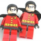 ROBIN Men's Cufflinks - Minifigure - Lego® - DC Comics - Batman