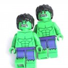 HULK Men's Cufflinks - Minifigure - Lego® - Marvel - Avengers -