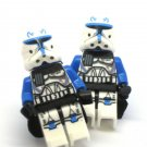 STORMTROOPER Clone Tooper Men's Cufflinks - Minifigure - Lego® - Star Wars