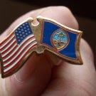 GAUM/USA FLAG PIN