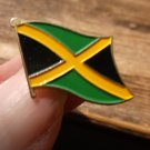 JAMAICA FLAG PIN