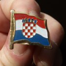CROATIA FLAG PIN