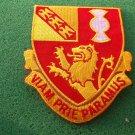 119th Field Artillery Regiment Patch