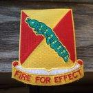 51st Field Artillery Battalion Patch