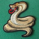 Cobra Biker Patch