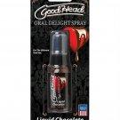 GOODHEAD LIQUID CHOCOLATE SPRAY 1OZ Product #: DJ136035