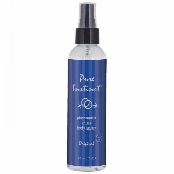 Pure Instinct Unisex Body Spray 6 Oz Product #: JEL470006