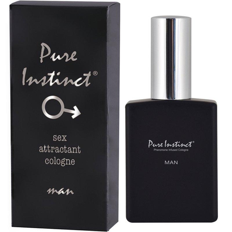 Pure Instinct, Sex Attractant Cologne, Man, 1 Fl. Oz., Gift Boxed-Item Number: 59292