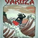 Yakuza CLASSIC COLLECTION New RONIN Surf T-Shirt M Cream BNWT!