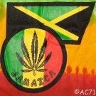 JAMAICA HERB Sexy New Rasta Tie Dye REGGAE Tank Top S
