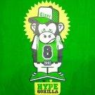 HYPE GORILLA Fun New Cisse Club T-shirt Misses S BNWT!