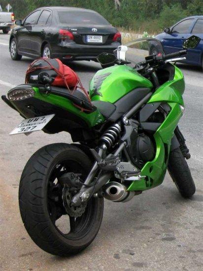 Kawasaki X Parts