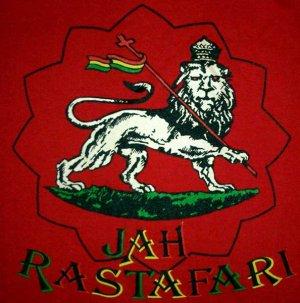 JAH RASTAFARI LION of JUDAH Roots Rasta Irie Dub Reggae T ... 06e309d1923