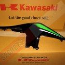 Kawasaki 36040-5357-H8 Ninja 250R EX250 OEM RH Right Tail Fairing SE Black Green Special Edition