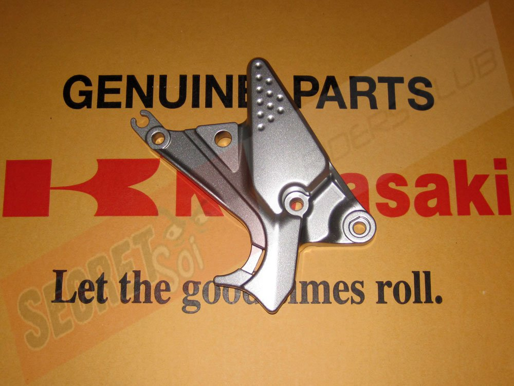 Kawasaki Versys 35063-0709-458 OEM LH Left Front Stay Step 2010 2011 2012