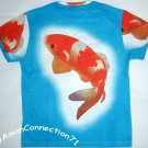 BIG FISH Lucky KOI Beautiful New Short Sleeve T-Shirt Unisex M