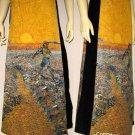 Van Gogh SEMINATORE New Freesize Cotton Wrap  Art Skirt