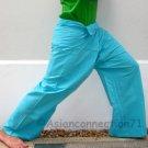 3 Pairs Thai Fisherman Pants Asian Yoga Trousers 280 gram Cotton FREESIZE Wholesale Lot