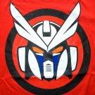 MR ROBOTO Japan Punk Rock NORTH DRAGON T-Shirt M Medium RED