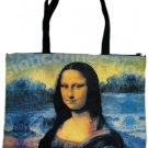 MONA LISA Leonardo Da Vinci Fine Art Print Bag Sling Purse Tote L