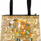 Gustav Klimt THE EMBRACE Art Bag Purse Messenger Tote S Small