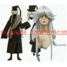 Kuroshitsuji(Black Butler) Under Taker Cosplay wig