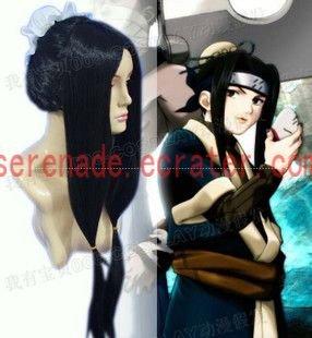 Naruto Haku Cosplay Wig