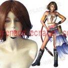 Final Fantasy Yuna Cosplay Wig