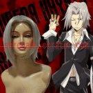 Hitman Reborn Gokudera Hayato cosplay wig