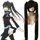 D.Gray-man Lenalee Lee cosplay wig and 2 hair pin