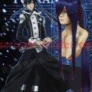 D.Gray-man Kanda Yuu cosplay wig
