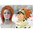 D.Gray-man Lavi cosplay wig