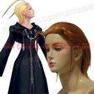 Kingdom Hearts Larxene cosplay wig