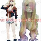Macross Series Sheryl Nome yellow cosplay wig