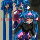 Macross Series Klein Klan cosplay wig