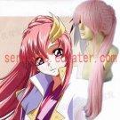 Gundam 00 Lacus Clyne cosplay wig