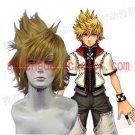 Kingdom Hearts Roxas cosplay wig