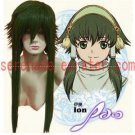 Tales of the Abyss Ion cosplay wig