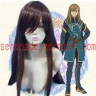 Tales of the Abyss Jade Curtiss cosplay wig