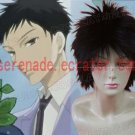 Oran High School Host Club Takashi Morinozuka Cosplay wig