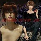 Death Note Yagami Raito Cosplay wig