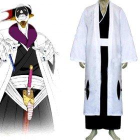 Bleach 12th Division Captain Kurotsuchi Mayuri cosplay costume