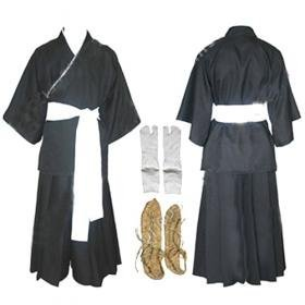 Bleach Ichigo Kurosaki Men's Cosplay Costume