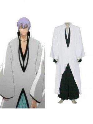 Bleach Ichimaru Gin Arrancar Men's cosplay costume