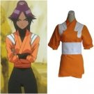 Bleach Yoruichi Shihouin Womens Cosplay Costume