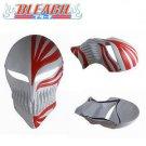 Bleach Kurosaki Ichigo bankai Full Hollow Mask cosplay Red in White
