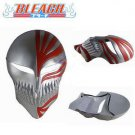 Bleach Kurosaki Ichigo bankai Full Hollow Mask cosplay Red in Silver