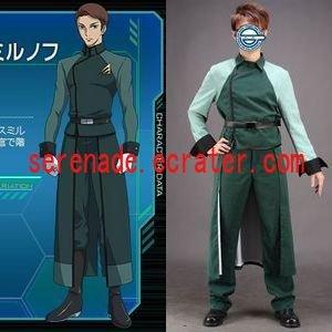 Gundam 00 A-LAWS man's Cosplay Costume