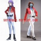 Gundam Anew Women's Cosplay Costume
