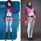 Gundam 00 Sumeragi Lee Noriega Women's Cosplay Costume